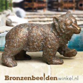 IJsbeer van brons als tuinbeeld BBW87514