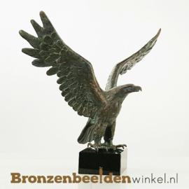 Bronzen adelaar beeld BBW88631
