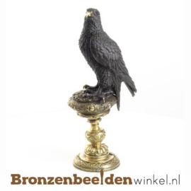 Bronzen adelaar beeld BBWbr44