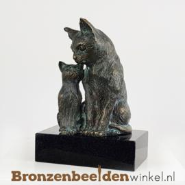 Katten beelden brons BBWR88577