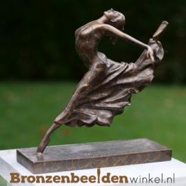 Ballerina beeldje brons BBW2398br