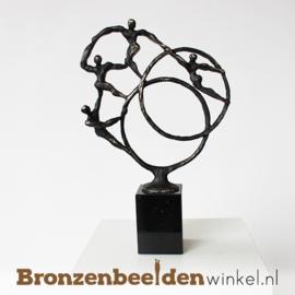 """Broers en zussen beeldje """"Steun voor Elkaar"""" BBW004br34"""