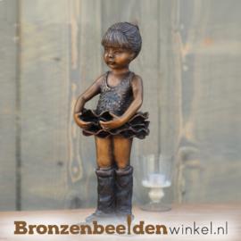 Ballerina beeld brons BBW1165
