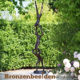 """Tuinbeeld """"Op elkaar kunnen bouwen"""" BBW91172"""
