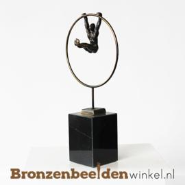 "Sportbeeldje beeldje ""De turner"" BBW005br34"