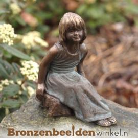 Kinderbeeldje brons BBW1981br