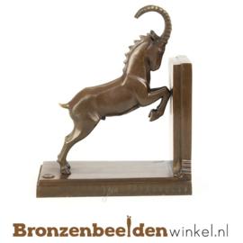 Bronzen boekensteun BBWJK30
