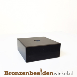 5 x Marmeren sokkel 2x5x5 cm
