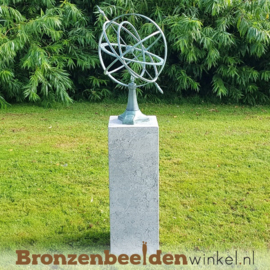 NR 3 | 25 jaar bestaan bedrijf cadeau ''Moderne zonnewijzer'' BBW0107br