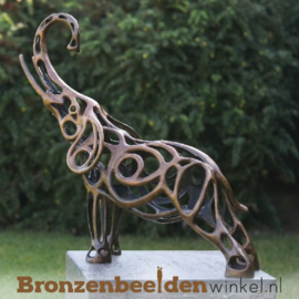 NR 1 | Abstract dierenbeeld olifant BBW2568br