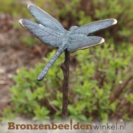 Bronzen libelle BBW0435