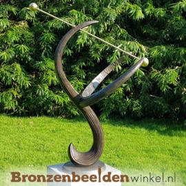 Zonnewijzer brons BBW0387br2