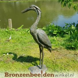 Reiger beeld van brons BBWR88610