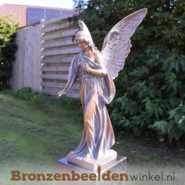 Tuinbeeld engel brons BBW94530