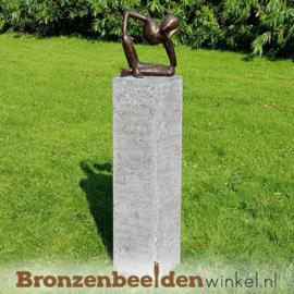 """Tuinbeeld """"De Dagdromer"""" (kleine versie) BBW91243br"""