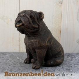 Hondenbeeldje als aandenken overlijden de Franse Bulldog BBW1260br