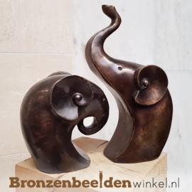 Dierenbeeldjes olifanten BBWFHOFSET