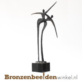 """Groot bruiloft cadeau """"Sierlijke Verstrengeling"""" BBW004br73"""