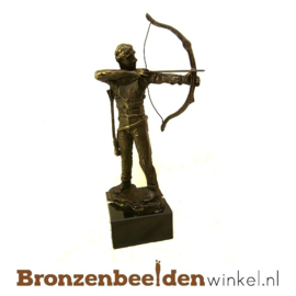 """Sportbeeldje """"De boogschieter"""" BBW002br52"""