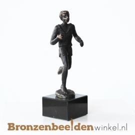 "Sportbeeldje ""Marathonloper"" BBW004br53"