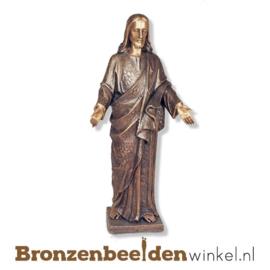 Bronzen Jezus Christus beeld BBW88970