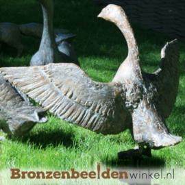 Bronzen gans BBW87062