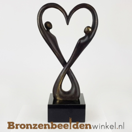 "Huwelijkscadeau ""Oneindige Liefde"" BBW007br18"