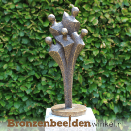 Tuinbeeld familie 5 personen BBW2385br
