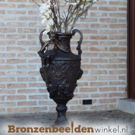 Bronzen tuinvaas BBW83002