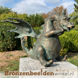 NR 4 | Grappig dierenbeeld draak BBWR90143