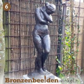 NR 6 | Cadeau vrouw 65 jaar ''Naakte vrouw van Rodin'' BBW55912
