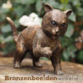 Kattenbeeldje in brons BBW2271br
