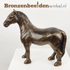 Bronzen paarden beeldje BBWFHPB2