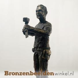 "Timmermans beeldje ""De Timmerman"" BBW23bp05"