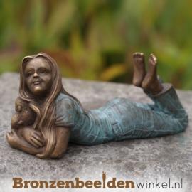Kinderbeeld brons BBW1961br