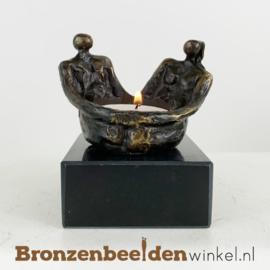 """Condoleance cadeau """"Wij voor altijd samen"""" BBW003br47"""