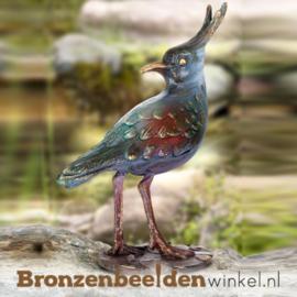 Bronzen kievit beeld BBW37047