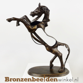 Abstract paarden beeld BBWFHPB1