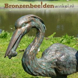 Reiger beelden van brons BBWR88610-11