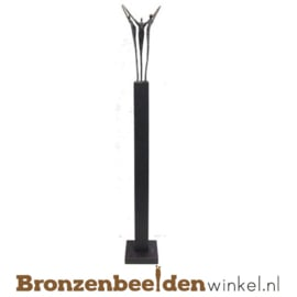 "Groot jubileum cadeau ""Power"" op kunsthars sokkel BBW004br48sb"