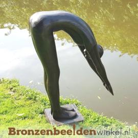 """Tuinbeeld """"De Duiker"""" BBW1349br"""