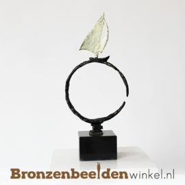 """Sculptuur """"De ontdekkingsreiziger"""" BBW004br78"""