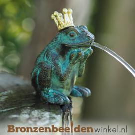 Spuitfiguur Kikker prins beeld Ronald BBW1383br