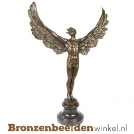 Grieks beeld Icarus brons BBWBJ16001