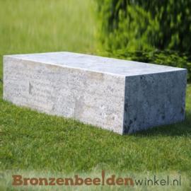 Sokkel Hardsteen 30x100x50 cm