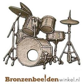 Muziekbeeldje drumstel BBWp35010