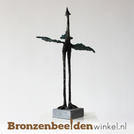 "Afscheidscadeau ""De vleugels uitslaan"" BBW004br24"