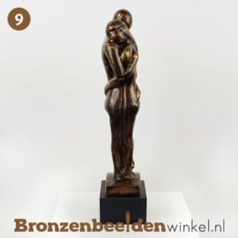 "NR 9 | 25 jaar getrouwd cadeau ""Geborgen voelen"" BBW001br10"