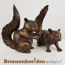 Beeld eekhoorns BBW1213BR