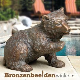 Bronzen ijsbeer BBW87515